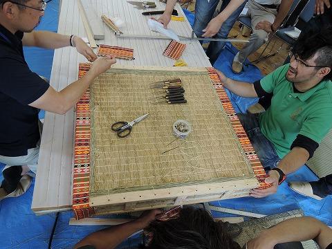 畳の研修・香川県