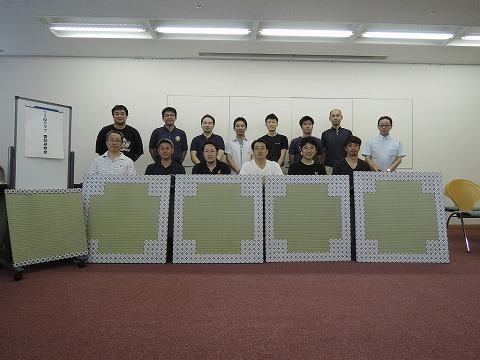 畳の研修会・愛知県