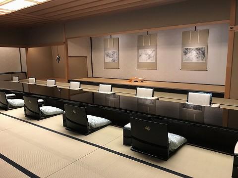 畳の研修 in 京都