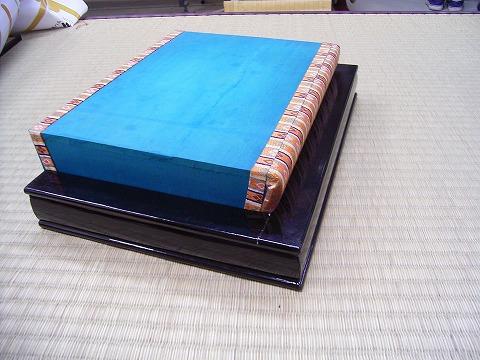 雛台の畳替え(修理?)2