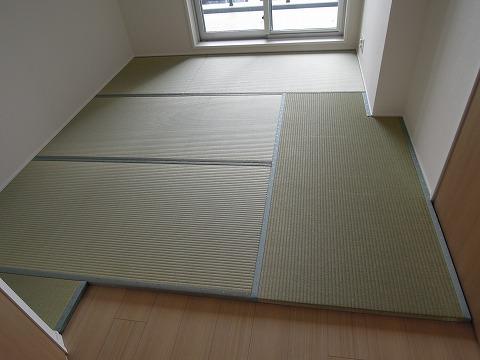 横浜市 K様宅 部分敷き
