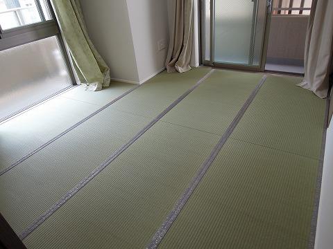 縁付き畳〈15ミリ厚〉・敷き詰め