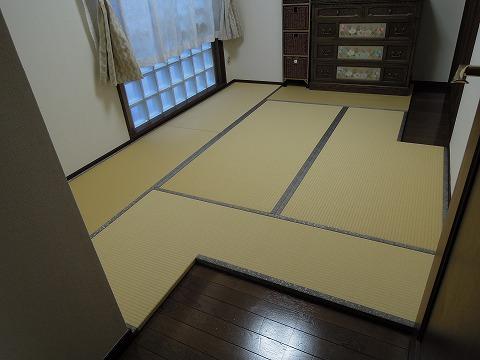縁付き畳(30ミリ厚)・出来るだけ畳