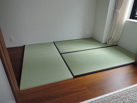 フローリング畳(京間)
